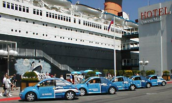 JetBlue Queen Mary